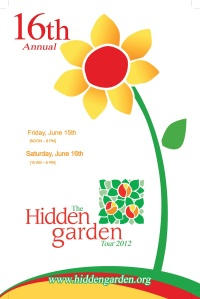 2012 Hidden Garden Tour Guidebook